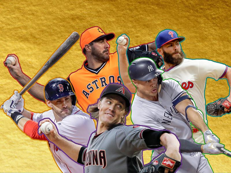 c139662963a The 25 Highest-Paid MLB Players in 2018