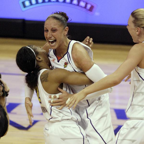 How Diana Taurasi Became the GOAT of Women's Basketball