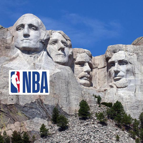 Mount Rushmore for Every NBA Team