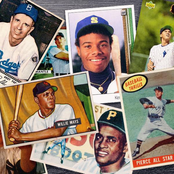 Best Baseball Card Designs of All Time
