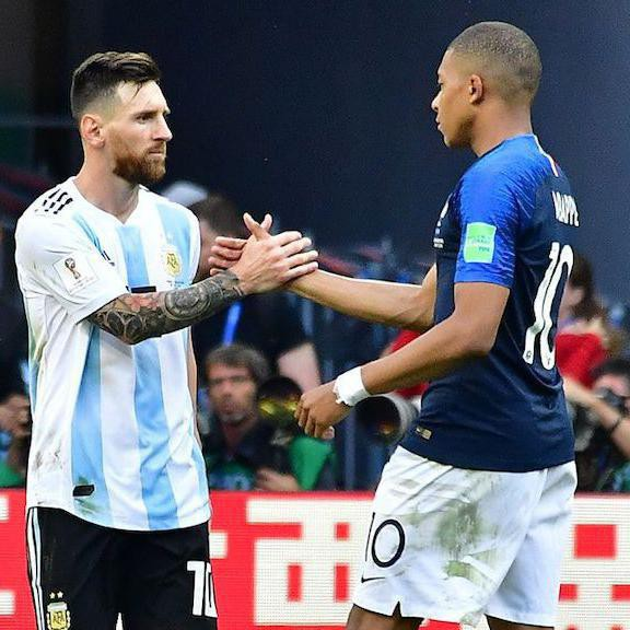 Messi vs. Mbappe: Teenage GOAT