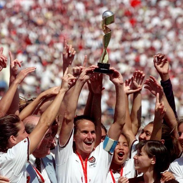 1999 U.S. Women's World Cup Soccer Team Now