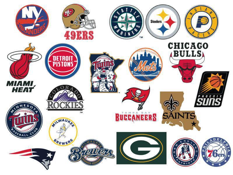 Pro Sports Logos That Best Represent Their City | Stadium Talk