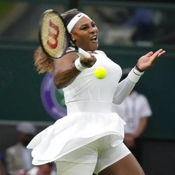 Serena WIlliams' Tennis Racket (2021)