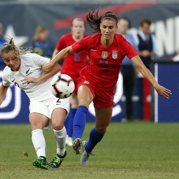 Greatest Women's Soccer Players