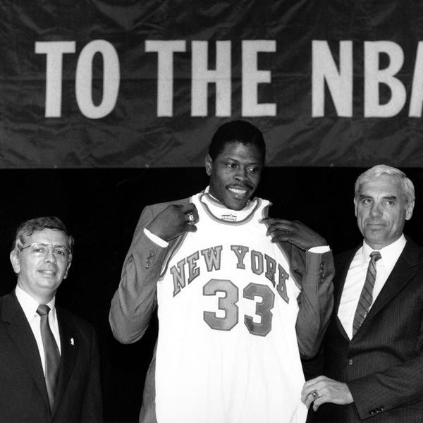 Strangest NBA Draft Facts