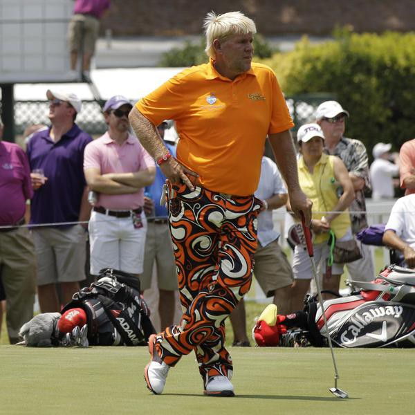 Worst-Dressed Golfers of All Time
