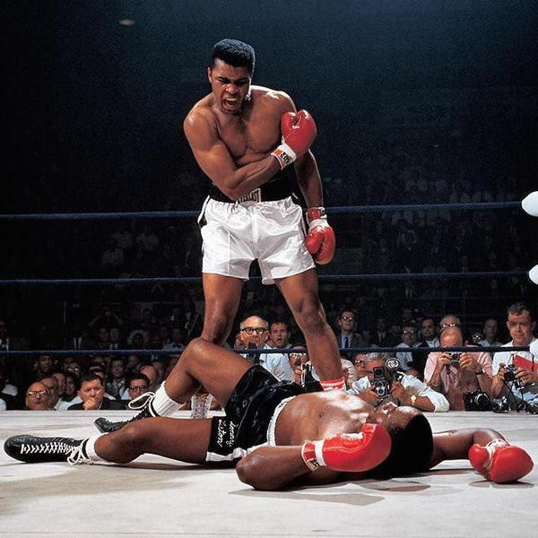 Greatest Sports Photos of All Time