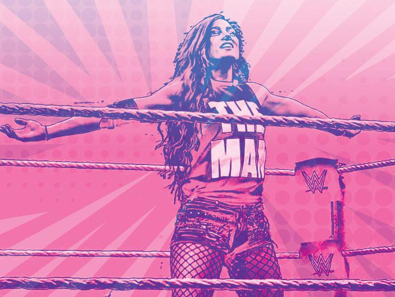 How WWE Star Becky Lynch Became 'The Man' | Stadium Talk