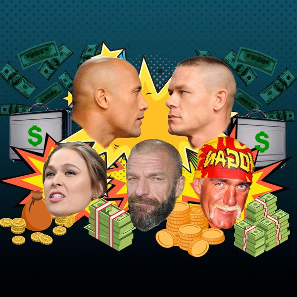 The Richest Pro Wrestlers of All Time
