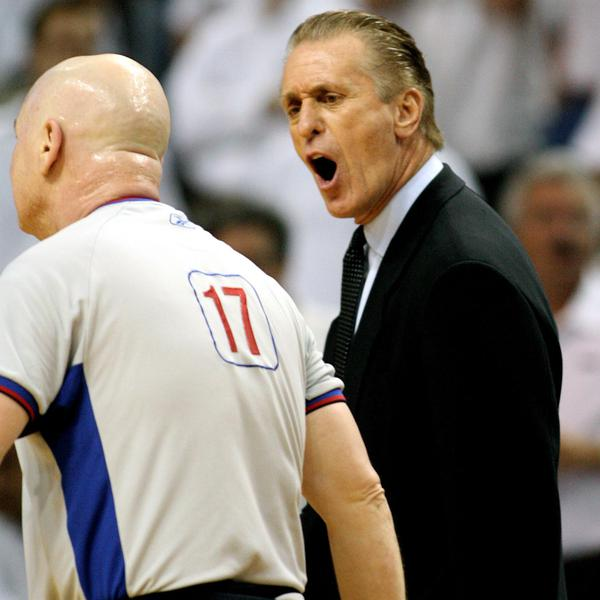 Worst Officiated NBA Games