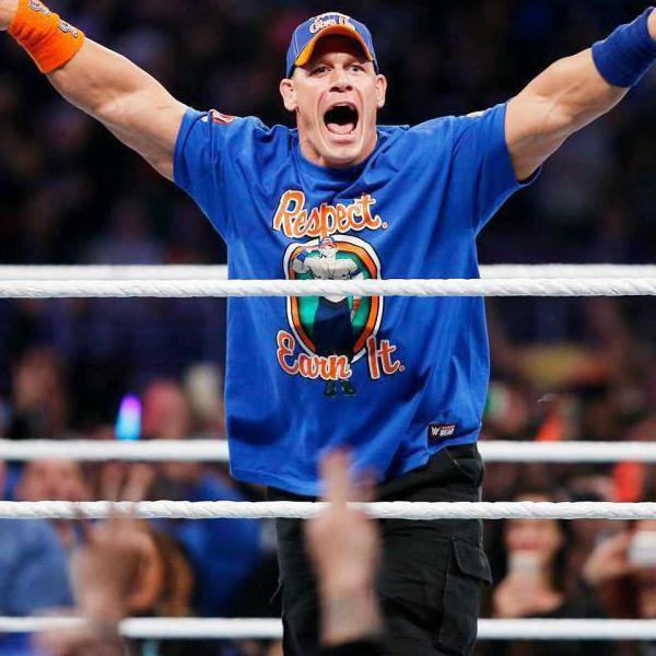 John Cena Was Born to Be a Superhero