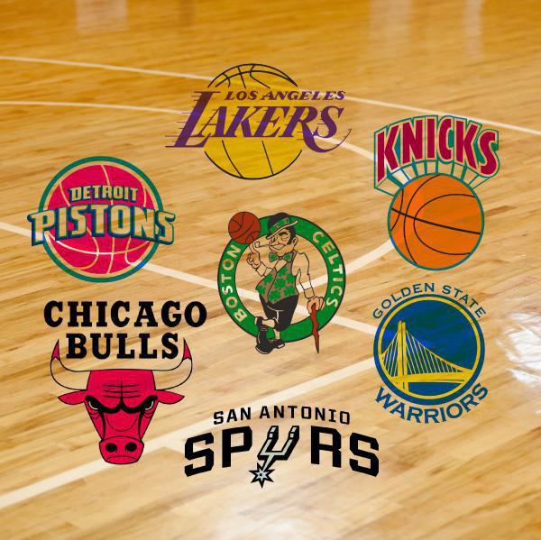 All 30 NBA Team Logo Stories