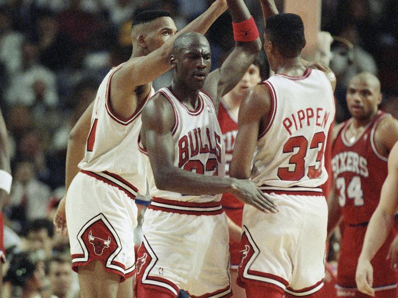 szczegóły produkty wysokiej jakości kup popularne Michael Jordan's Best Teammates, Ranked | Stadium Talk