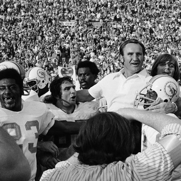 Where Are the 1972 Miami Dolphins Now?