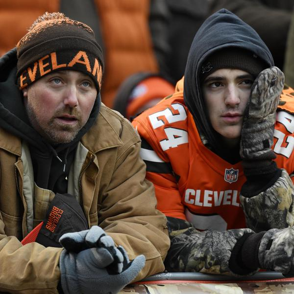 Cleveland Browns fans have become masters at waiting for Super Bowl glory.