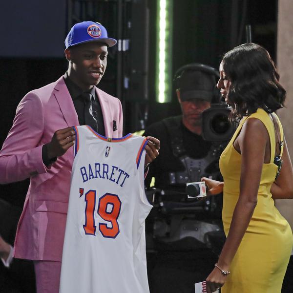 Best-Dressed NBA Draft Picks