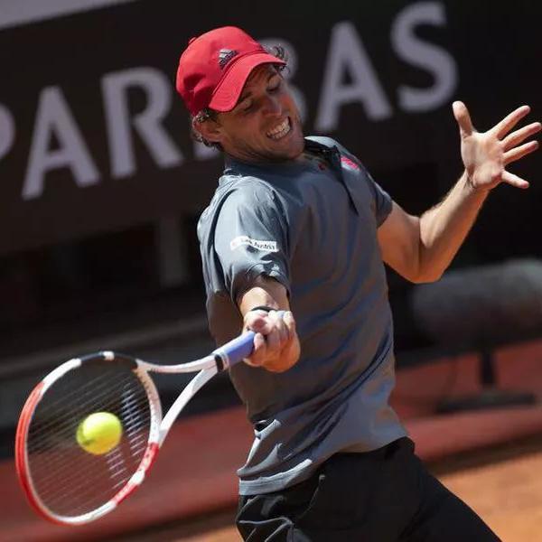 Dominic Thiem's Tennis Racket (2021)