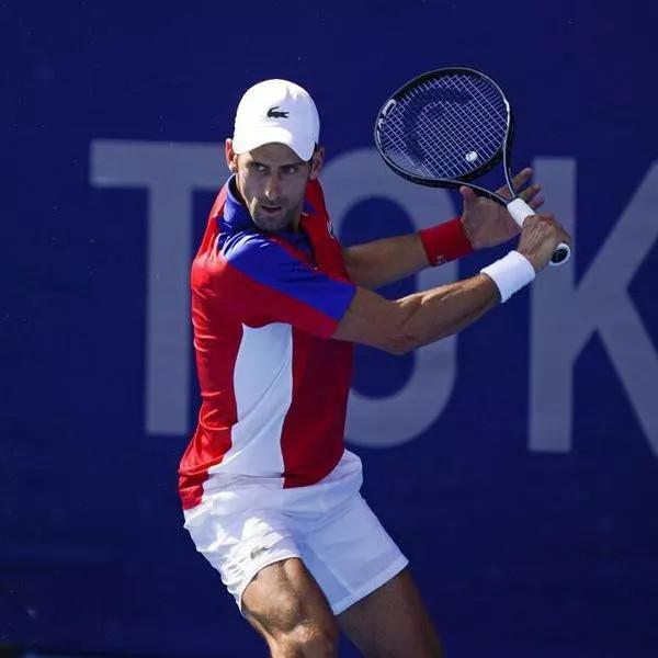 Novak Djokovic's Tennis Racket (2021)