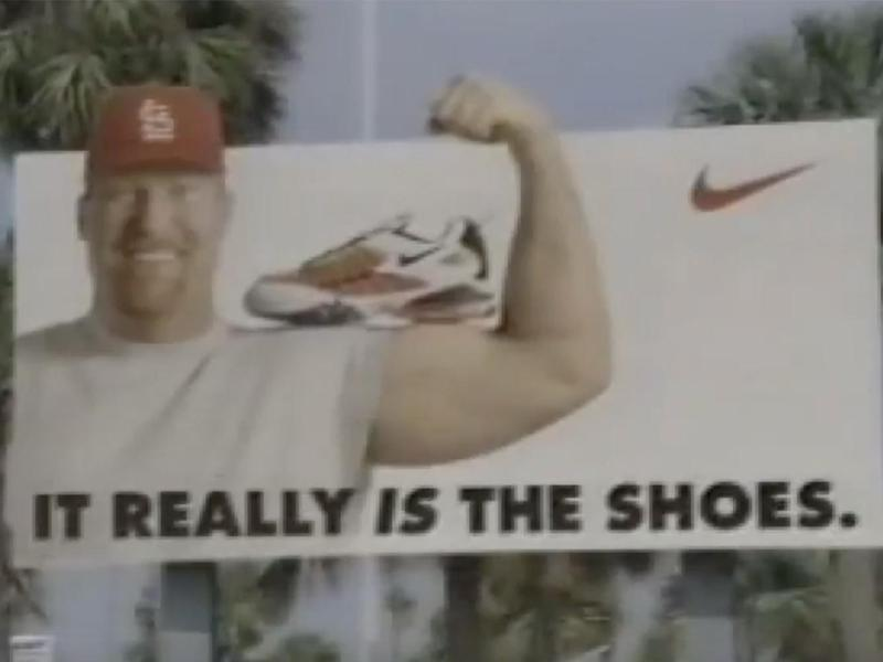The Greatest Nike Commercials | Stadium Talk