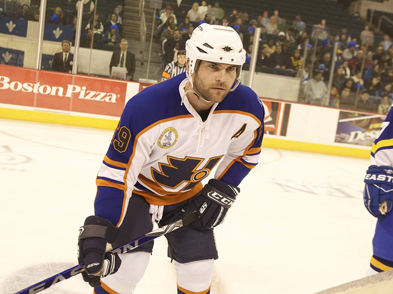 "Seann William Scott in ""Goon."""