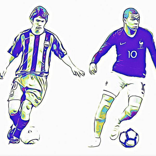 Messi vs. Mbappe: Who Was the Greater Soccer Teenage Phenom?
