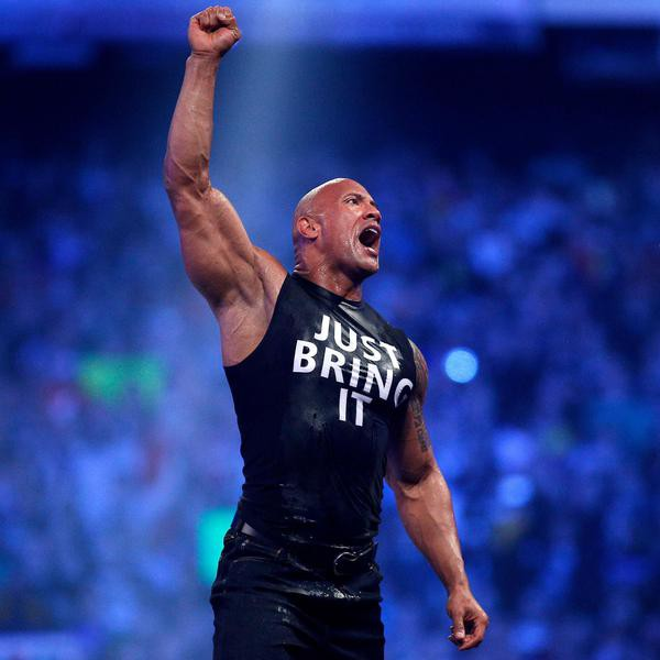20 Surprising Facts About The Rock's Athletic Career