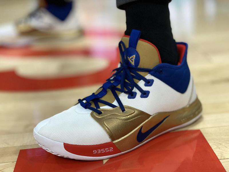 Basketball Shoes Nba Players Are Wearing Today Stadium Talk