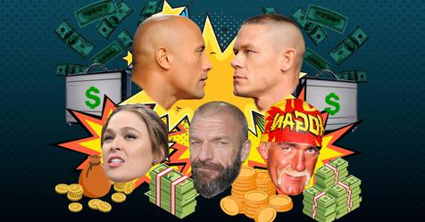The Richest Pro Wrestlers Of All Time Stadium Talk