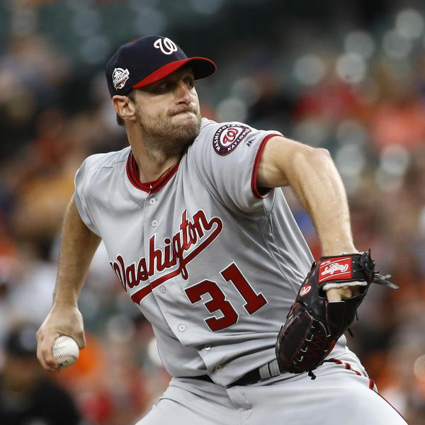 Meet the Real Max Scherzer, Baseball's Most Interesting Ace