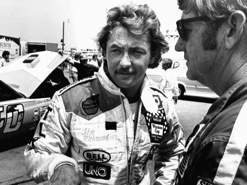 famous black race car drivers