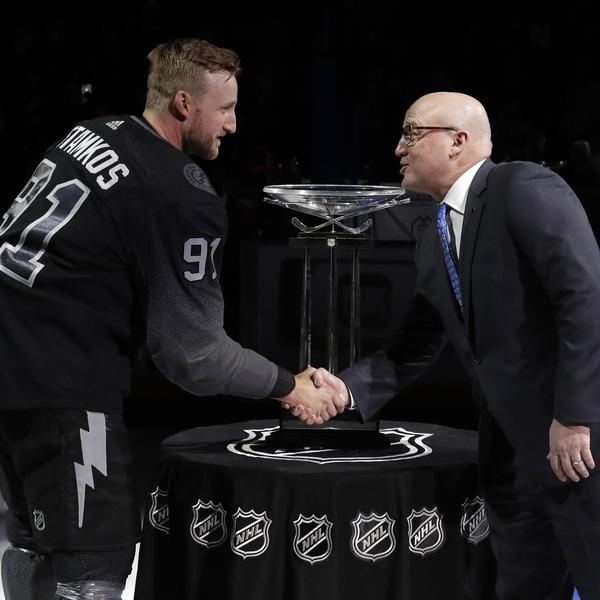 Is the NHL Presidents' Trophy Cursed?