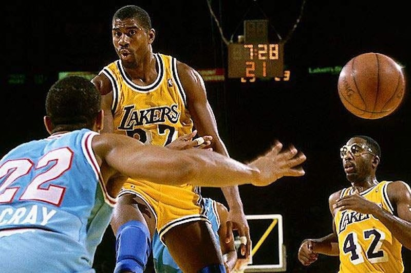 All-Time Starting Five for Every NBA Team