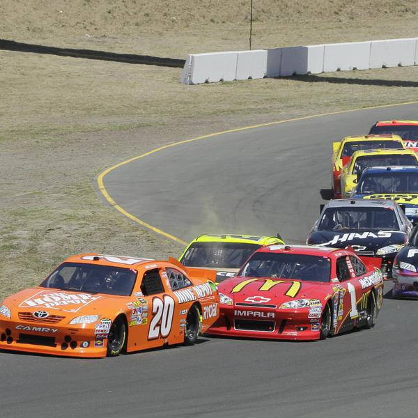 All 23 NASCAR Race Tracks, Ranked