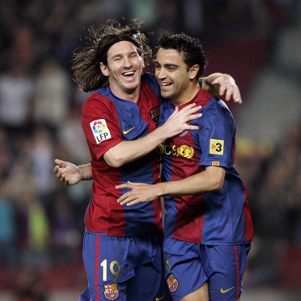 All-Time Barcelona Team