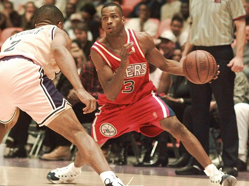 68897f592d6f1c Allen Iverson might hold the NBA record for breaking opposing players   ankles with his crossover