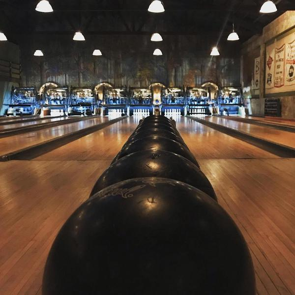 Greatest Bowling Alleys in America