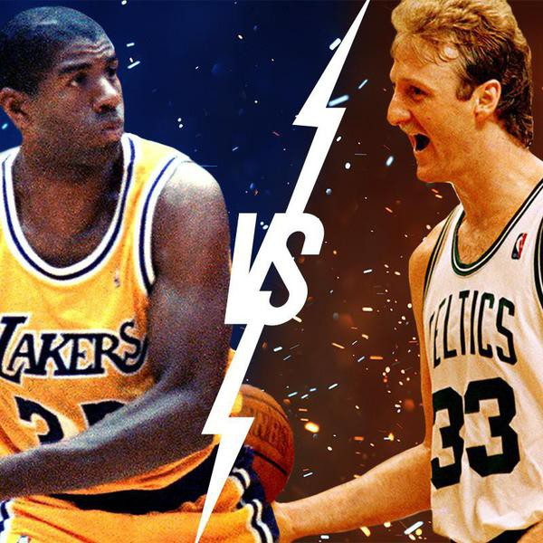 Larry Bird vs. Magic Johnson