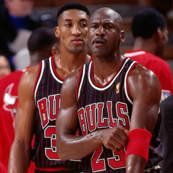 Michael Jordan's Best Teammates, Ranked