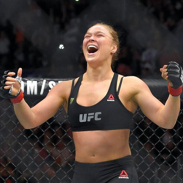 Ronda Rousey and 19 Other Ultra Popular Female Athletes