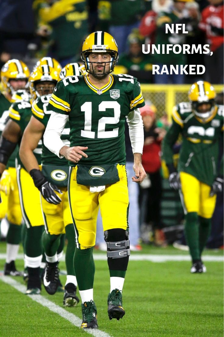 the best attitude 38409 a15f2 The Best and Worst NFL Uniforms | Stadium Talk