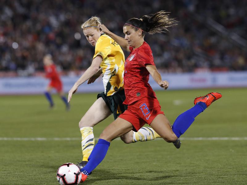 List of United States women's international soccer players