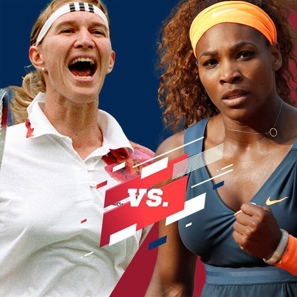 Steffi Graf vs. Serena Williams