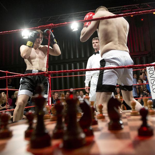Inside the World of Chessboxing