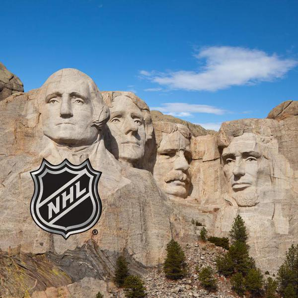 Every NHL Team's Mount Rushmore